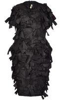 Comme Des Garçons Knee-length Dress - Lyst
