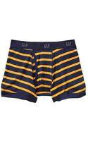 Gap Contrast Stripe Boxer Briefs - Lyst