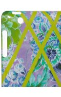 Asos Digital Flower Print Ipad Case - Lyst