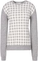 Richard Nicoll Long Sleeve Sweater - Lyst