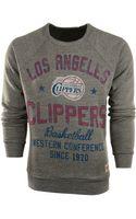 Sportiqe Mens Los Angeles Clippers Crew Sweatshirt - Lyst