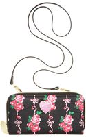 Betsey Johnson Luv Betsey Wallet On A String - Lyst