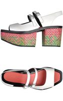 Kenzo Sandals - Lyst