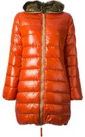 Duvetica Ace Zipped Padded Coat - Lyst