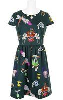 Mary Katrantzou Dress - Lyst