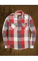 Denim & Supply Ralph Lauren Plaid Ward Sport Shirt - Lyst