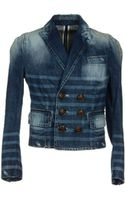 DSquared2 Denim Outerwear - Lyst