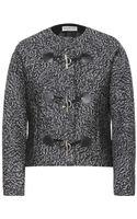 Balenciaga Woolblend Jacket - Lyst