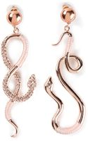 Luxury Fashion Snake Earrings - Lyst
