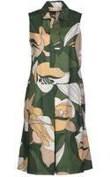 Marni Short Dress - Lyst