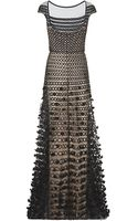 Temperley London Long Trellis Dress - Lyst