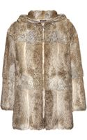 A.P.C. Fur Jacket - Lyst