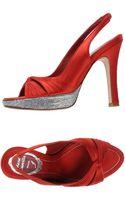 Rene Caovilla Sandals - Lyst