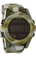 Nixon The Unit Watch - Lyst
