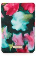 Kate Spade Jade Floral Mini Ipad Folio Hard Case  Multi - Lyst