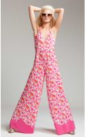 Temperley London Louis Print Jumpsuit - Lyst