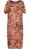 Blugirl Blumarine Knee-length Dress - Lyst