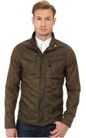 G-star Raw Filch Camo Overshirt in Myrow Nylon - Lyst