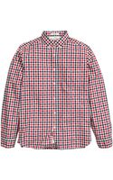 H&M Poplin Shirt - Lyst