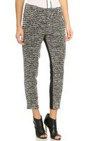 Alice + Olivia Combo Anders Pants  - Lyst