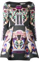 Mary Katrantzou Copelia Jewel Print Dress - Lyst