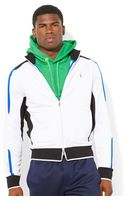 Polo Ralph Lauren Performance Pique Track Jacket - Lyst