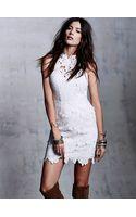 Free People Jessa Lace Dress - Lyst