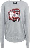 Markus Lupfer London Bus Sweater - Lyst
