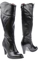 Tommy Hilfiger Boots - Lyst
