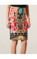 Philipp Plein Girl Friday Pencil Skirt - Lyst