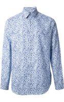 Paul Smith The Byard Printed Formal Shirt - Lyst