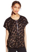 Two By Vince Camuto Graphic Print Blouse - Lyst