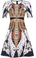 Clover Canyon Exclusive Short Sleeve Matador Dress - Lyst