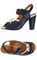 Chie Mihara Sandals - Lyst