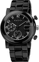 Gucci G-chrono Black Chronograph Watch - Lyst