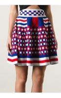 Alexander McQueen Skirt - Lyst