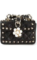 DSquared2 Mini Quilted Satchel - Lyst