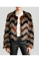 Twelfth Street Cynthia Vincent Jacket - Faux Fur - Lyst