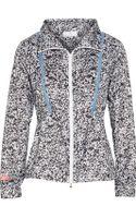 Adidas By Stella Mccartney Run Printed Shell Jacket - Lyst
