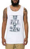 RVCA The Exclamation Tank - Lyst
