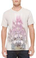 Robert Graham Warrior Printed Tee Shirt - Lyst