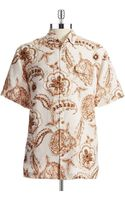 Tommy Bahama Beachfront Blooms Buttondown Shirt - Lyst