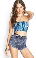 Forever 21 Color Crush Tube Top - Lyst