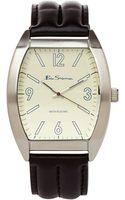 Ben Sherman R916 R916 Silver-tone  Black Watch - Lyst