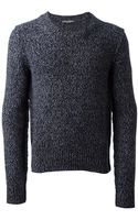 Dolce & Gabbana Knit Sweater - Lyst