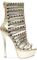 Steve Madden Keyshia Cole By Freal Platform Sandals - Lyst