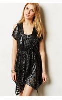 Anna Sui Grotto Dress - Lyst