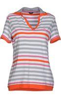 Harmont & Blaine Polo Shirt - Lyst