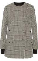 Rag & Bone Harlow Wool-blend Tweed Coat - Lyst