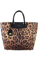 Dolce & Gabbana Shopper Tote - Lyst